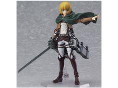 Armin Arlert Figma Figure Exclusive - Attack on Titan Figures