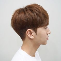 Korean Haircut Men, Korean Men Hairstyle, Asian Haircut, Men's Hairstyle, Korean Hair Color, Men Hair Color, Casual Hairstyles, Boy Hairstyles, Kpop Hair