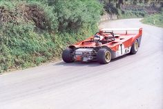 Jacky Ickx , Ferrari 312PB (Targa Florio 1973)