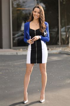 Best 12 Jessica Ricks sexy – Page 645844402799555473 Jessica Ricks, Tight Dresses, Sexy Dresses, Fashion Dresses, Women's Fashion, Fashion Trends, Estilo Resort, Sexy Outfits, Cute Outfits