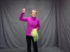 Scarf Activities - Crossing the Midline Activities For Adults, Gross Motor Activities, Movement Activities, Brain Activities, Gross Motor Skills, Therapy Activities, Physical Activities, Physical Education, Preschool Activities