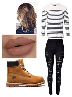 """walking at the park"" by kianaawilliams on Polyvore featuring Witchery and WithChic"