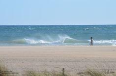 El viento y la playa