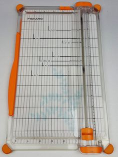 Fiskars Surecut Deluxe 12-inch sliding paper cutter up to 15 inches Model 5249 #Fiskars