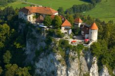 The Bled castle - Bled