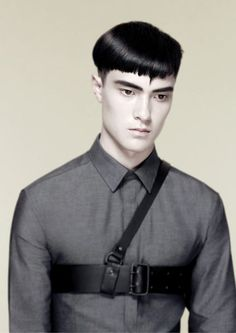 Hair: Mark Hayes and the Creative Team, Sassoon Salon and Academy | Photos: Colin Roy