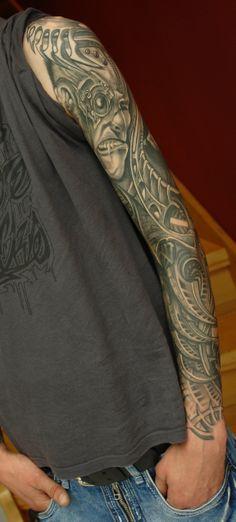 Olli | Tattooer | Culture Shocks | Visual Caravan of Wonders