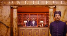 #1 The Grand Budapest — Fox & Monocle