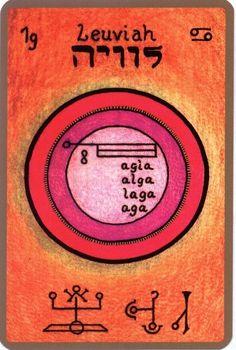 LEUVIAH,L'expansif Est votre Ange Gardien si vous êtes né(e) entre le 22 et le 26 juin Nom céleste: BOGY Il est le 19eme angeet le 3eme appartenant au 3eme chœur «Le chœur des Trônescélestes »…