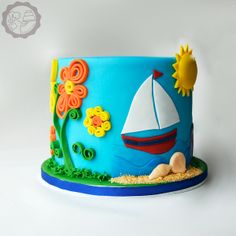 MakeUrCake - Four Season Cake