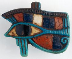 Udjat Eye of Ra - Egypt, circa 1250 BCE