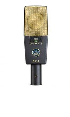 Akg - Akg C414 XL II Stüdyo Kayıt Mikrofon Seti