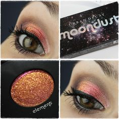 Urban Decay Moondust Palette – Element & Specter | Talasias Dreamz