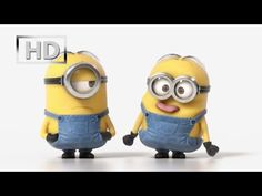 official teaser for The Minions Movie - Despicable Me 3 Minions Clips, Minion Gif, Minions Cartoon, Despicable Minions, Minion Movie, Minion Videos, Minion Photos, Minions Images, Funny Minion Pictures