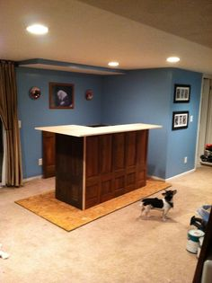 Roxanne Recycles: How to build a Home Bar on a budget | Tyler ...