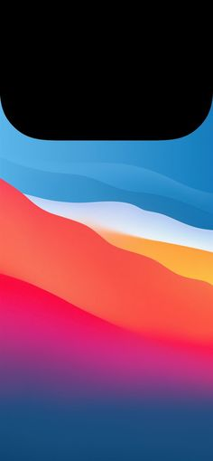MacOS Big Sur Light for Widgets by AR7 iPhone 11 Wallpapers