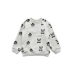 Reversible Panda Sweatshirt