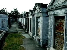 Lafayette Cemetery - New Orleans
