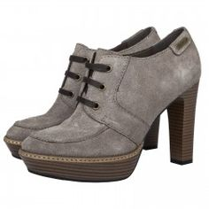 I want to walk in these.