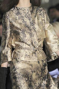 Valentino Fall 2009 Ready-to-Wear collection by Maria Grazia Chiuri and Pier Paolo Piccioli