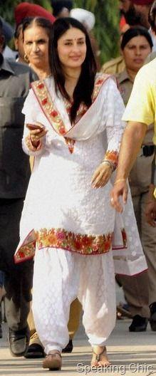 Kareena Kapoor's power walk