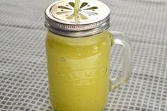 Detox, Mason Jars, Smoothie, Tableware, Shake Recipes, Silk Soy Milk, Get Skinny Fast, Modern Kitchens, Ants