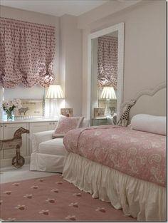 Big girl bedroom.