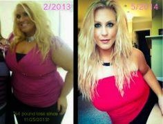54 pound weight loss!   Liz @ Fitness Blondie http://fitnessblondie.blogspot.com