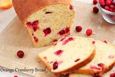 orange cranberry bread   Roxanashomenaking.com