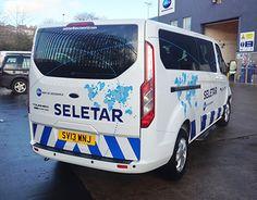 ASCO Group / Seletar: Ford Tourneo Custom