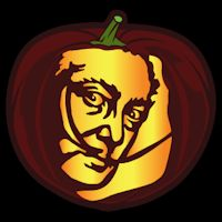Hello Dali CO - Stoneykins Pumpkin Carving Patterns and Stencils
