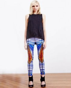 The incredible Lionceau Pants by Toi Et Moi $159.95 at Birdmotel Online Boutique