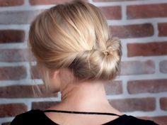 Tutoriel coiffure : Chic, facile et rapide pour l'été !