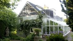 Monk's house (Virginia woolf house) at Rodmell uk