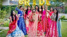 4 More Shots Please Giving Us Some Major Bridesmaid Dress Goals!  Bridal Wear in Pune #weddingdress #wedding #bride #weddingphotography #weddingday #weddinginspiration #love #bridetobe #bridal #weddingphotographer #weddings #photography #fashion #weddingplanner #weddinggown #groom #dress #weddingideas #bridesmaids #makeup #prewedding #instawedding #weddingmakeup #weddinginspo #destinationwedding #weddinghair #weddingphoto #photographer #engaged Bridal Poses, Bridal Photoshoot, Wedding Poses, Desi Wedding, Indian Photoshoot, Wedding Bride, Wedding Ceremony, Indian Wedding Couple Photography, Bride Photography