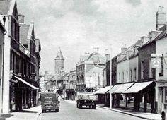 Bartholomew Street 1950s