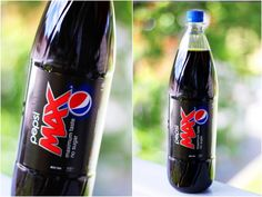 Pepsi Max. No sugar added. 0 g fat. They are in Norway.