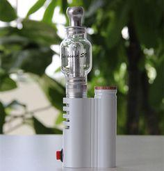LV Smoke Jurassic S1 Glass Globe Tank Dry Herb Vaporizer