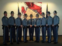 Oregon State Police Then and Now