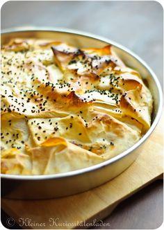 Peynirli Börek - türkischer Käsestrudel