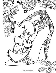 High Heel Printables