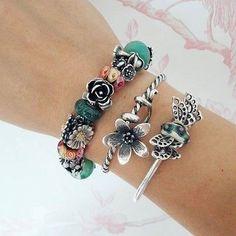 Baby Jewelry, Unique Jewelry, Beaded Cuff Bracelet, Bracelets, Body Tattoo Design, Pandora Bracelet Charms, Brighton Jewelry, Charm Rings, Apple Watch Bands