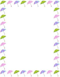 Free Weather Borders: Clip Art, Page Borders, and Vector Graphics Borders For Paper, Borders And Frames, Fall Crafts, Diy And Crafts, Free Printable Stationery, School Frame, Page Borders, Card Sentiments, Paper Frames
