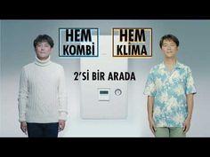 Hem kombi hem klima ikisi bir arada Toshiba Estia! - YouTube