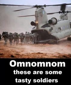 Military Humor (Aircraft/Soldiers)