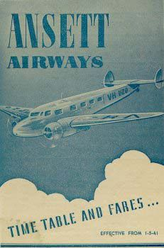 Ansett Airways Australian Airlines, Posters Australia, Australian Vintage, Vintage Travel Posters, Vintage Airline, Air New Zealand, Aircraft Photos, Air Travel, Vintage Advertisements