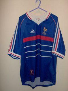 Francia 1998 adidas Home