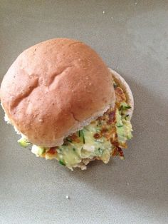 Zucchini Burger Inspired From Ruby Tuesday S I Love