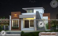 2 story house design budget of this house is small two storey house design 2 storey house exterior design philippines 2 Story House Design, House Front Wall Design, Single Floor House Design, Bungalow House Design, Small House Design, 3d House Plans, House Plans With Photos, Indian Home Design, Kerala House Design