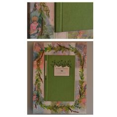 The Beauty of Motherhood book art by Dorothy Art for sale green and floral oil painting with children and moms https://www.etsy.com/listing/188462601/beauty-of-motherhood-mothers-day-book